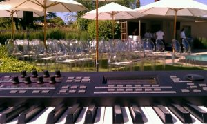 Celebrity Wedding - Wedding Pianist Los Angeles
