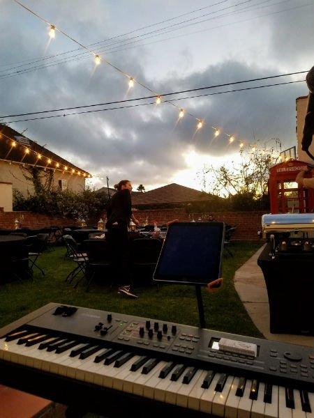 Pianist for Parties Santa Clarita