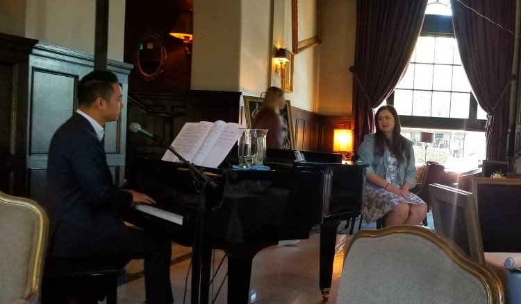 Pianist Vocalist Culver City -What a moment